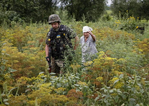 The battle for eastern Ukraine