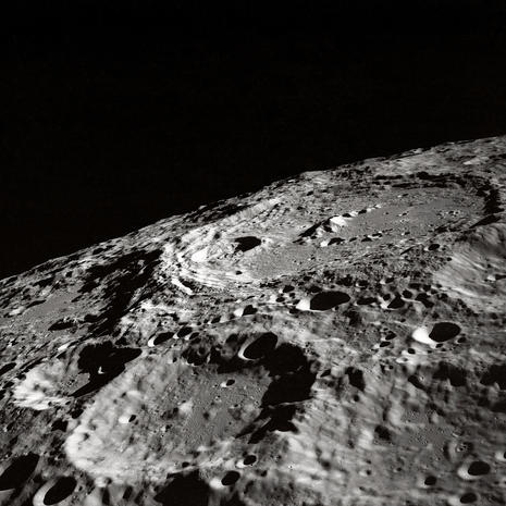 Views of space from Apollo