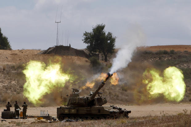 Israel ground assault in Gaza