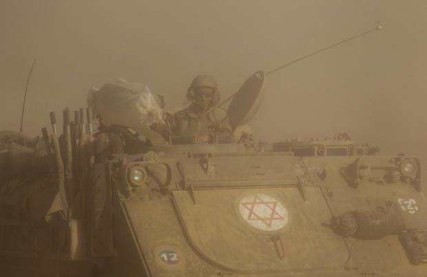 Deaths mount in Israeli-Palestinian clash