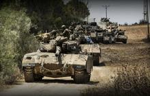 Searching for Palestinian rockets, Israel continues Gaza bombardment