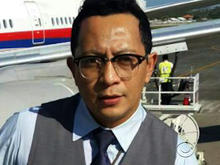 Mohammad Noor Mahmood was a flight attendant on Malaysia Airlines Flight 17.