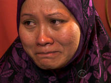 Madiani Mahdi met her husband while working for Malaysia Airlines.
