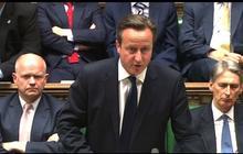 David Cameron: Need to increase pressure on Putin, Russia