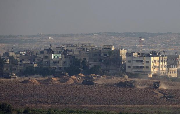 Israel ground assault in Gaza