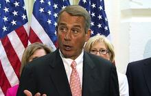 "John Boehner ""hopeful"" Congress will act on border crisis"
