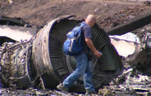 MH17 inspectors worry rebels have removed incriminating evidence