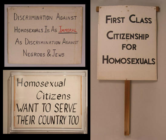 Relics of America's civil rights movement