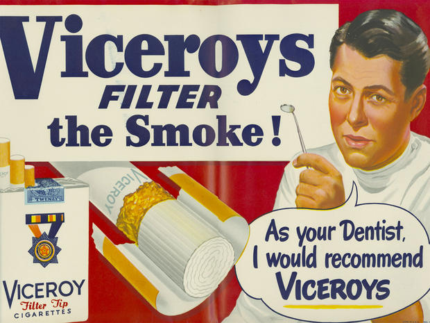 A Cure For Asthma - Outrageous vintage cigarette ads ...