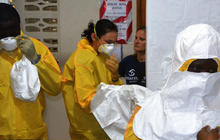 Ebola virus infects two Americans in West Africa