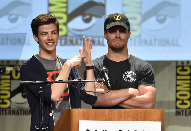 Stars at Comic-Con 2014
