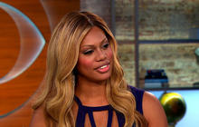 "Laverne Cox talks trailblazing role in ""Orange is the New Black,"" Emmy nomination"