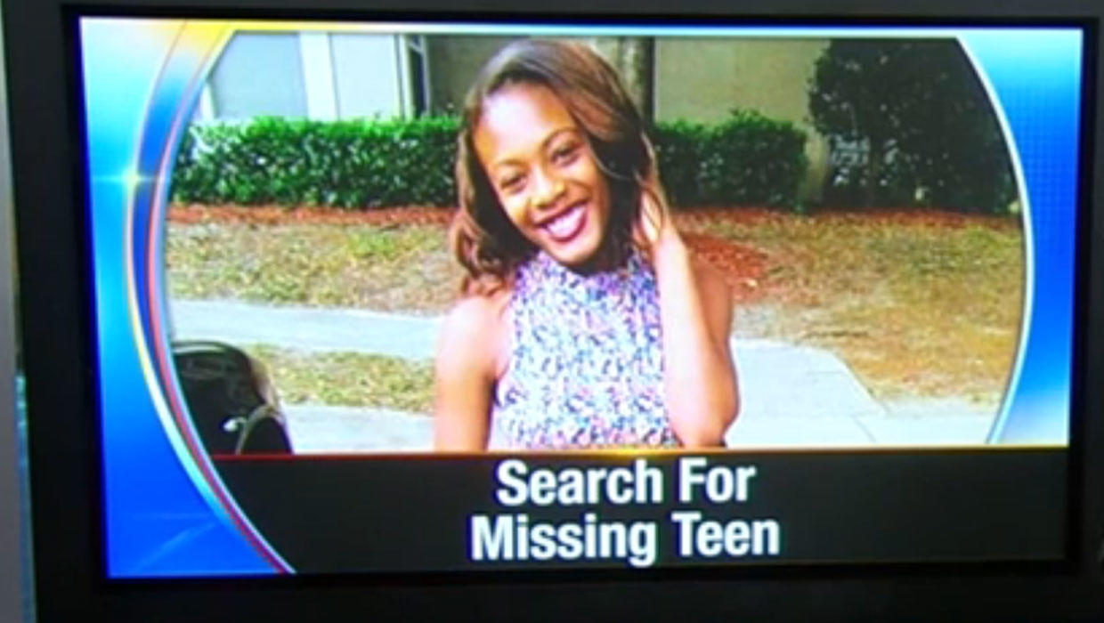 Missing teen florida