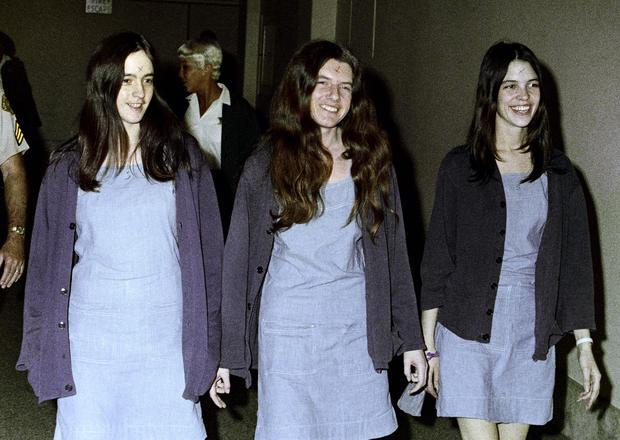 The Charles Manson murders