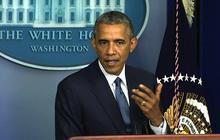 "Obama on Senate's CIA report: ""We tortured some folks"""