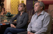 Extended interview with Roger and Sharon Wood