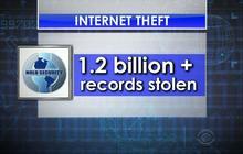 Russian hackers steal 1.2 billion internet passwords