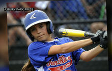 Two girls power their teams towards Little League World Series