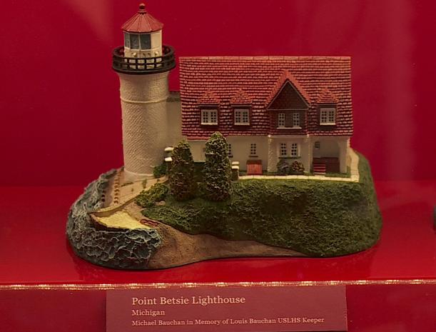 Keeper of the lighthouse