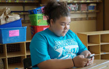 Teens use the power of tech to fight cyber-bullies