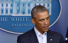 Obama calls for calm in Ferguson, describes chaos in broader context of race