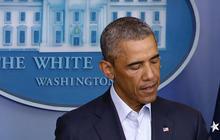 Obama calls for calm in Ferguson, describes chaos in broader context of race