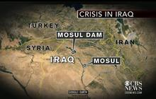 Iraqi & Kurdish forces retake vital dam