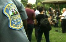 Does Ferguson's police force have a race problem?