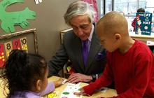 Web Extra: Tulsa billionaire backs Pre-K education
