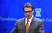 "Rick Perry: ISIS ""may have"" crossed southern border into U.S."