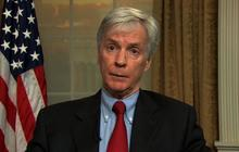 Ambassador Crocker explains Taliban reluctance to talk