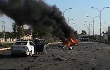 Bomb explosions rock northern Iraqi city of Kirkuk