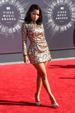 MTV VMAs 2014 red carpet