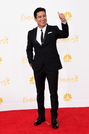 Emmys 2014 red carpet
