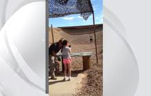 Nine-year-old accidentally kills gun instructor