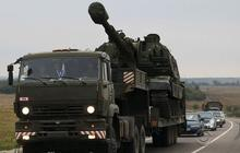 Satellite images show Russian convoys on the move in Ukraine