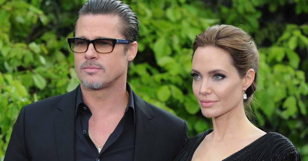 Brad Pitt And Angelina Jolie Wedding Photos Revealed