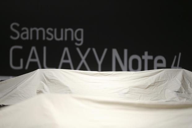 Samsung unveils new tech