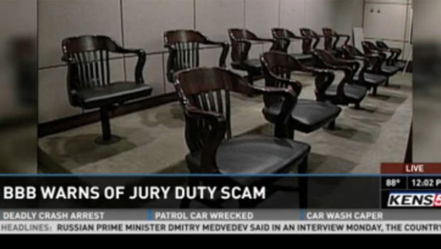 Jury Duty Scam In Texas Prompts Warning From Better