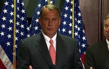 "John Boehner urges Obama to develop strategy to ""destroy"" ISIS"