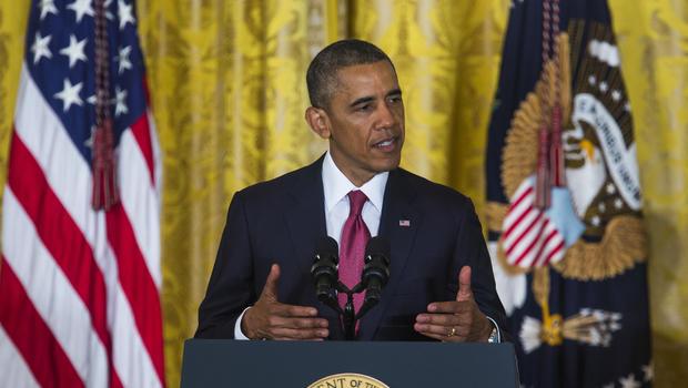 Obama speech time