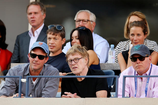 Stars at the 2014 U.S. Open