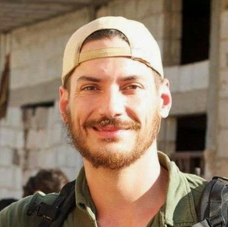 Kidnapped journalist Austin Tice