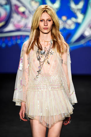 New York Fashion Week Spring 2015