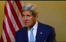John Kerry describes the metrics for success in the fight against ISIS