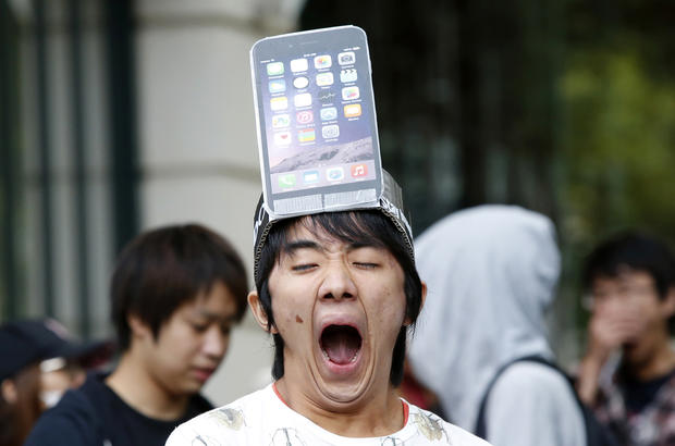 iPhone 6 is here