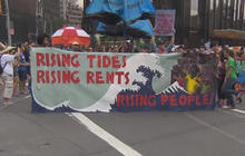 Thousands take to streets for NYC's People's Climate March