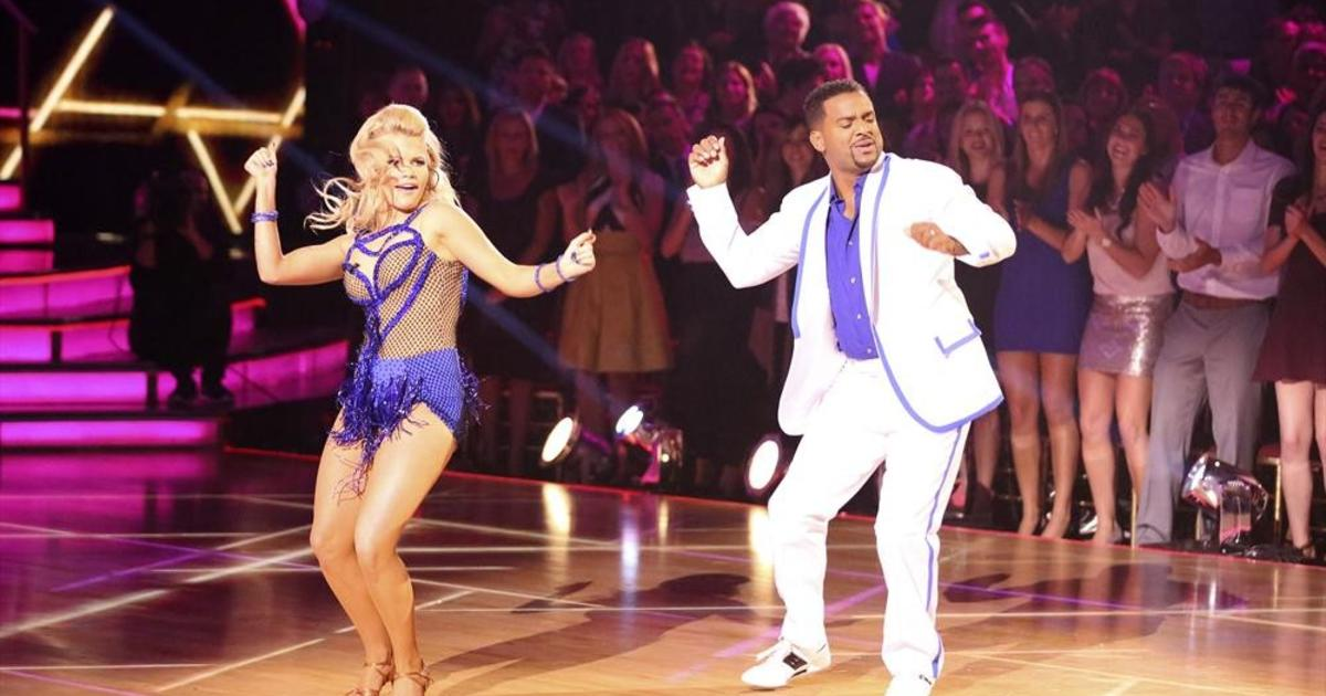 quotdancing with the starsquot alfonso ribeiro on his hardest