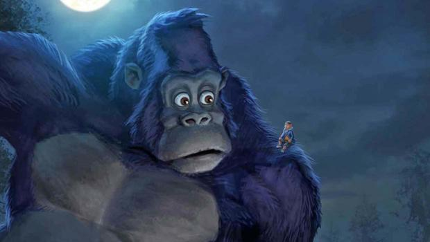 "Netflix captures futuristic ""King Kong"" animated series ..."