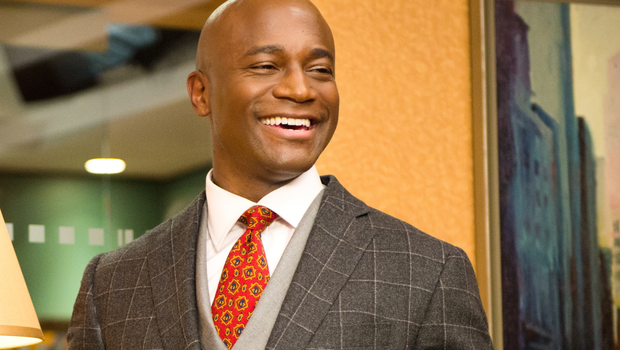 taye diggs interview